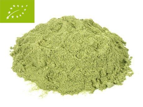 Bio Weizengras Pulver 500g - VEGAN & 100% BIO - veganes Bio Weizengraspulver aus kontrolliert biologischem Anbau (DE-ÖKO-001)