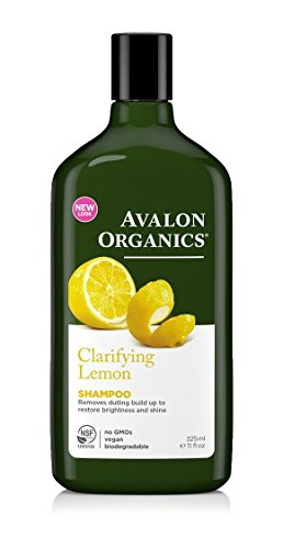 Avalon Lemon Clarify Shampoo 325ml - PACK OF 3