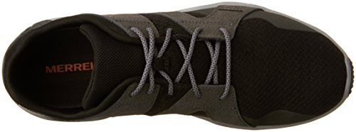 Merrell Mens 1Six8 Mesh Lightweight Breathable Athletic Trainers Black