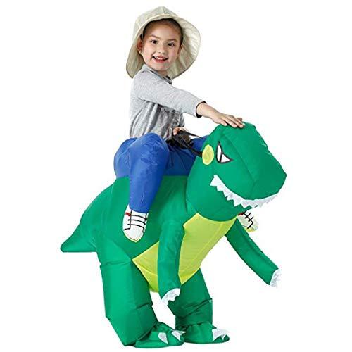 Kostüm Gorilla Lustige - diaped Aufblasbare Kostüm Karikatur lustig Erwachsene/Kinder Halloween-Party Kostüm-Dinosaurier,Cowboy, Stier, Schwarzer Sumo, Gorilla