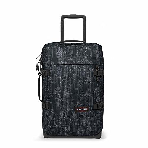 Eastpak TRANVERZ S Bagage cabine, 51 cm, 41.5 liters, Noir (Black Blocks)