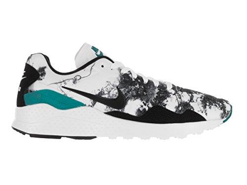 Nike Air Zoom Pegasus 92, Écharpe De Corsa Uomo Blanco (blanc / Noir-rio Teal-noir)