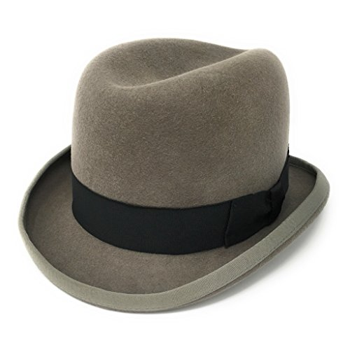 Cotswold Country Hats Herren Fedora & Trilby Gr. XX-Large, grau