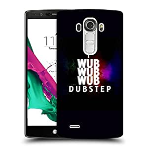 Snoogg I Wub Dubstep Designer Protective Back Case Cover For LG G4