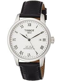 TISSOT T-CLASSIC HERREN-ARMBANDUHR 39.3MM LEDER AUTOMATIK T006.407.16.033.00