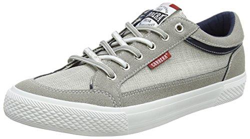 Carrera Herren Island Mix Sneaker, Grau (Grey 02), 44 EU -