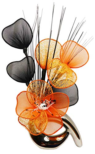 Flourish 792862 Mini Swirl - Par jarrones flores artificiales