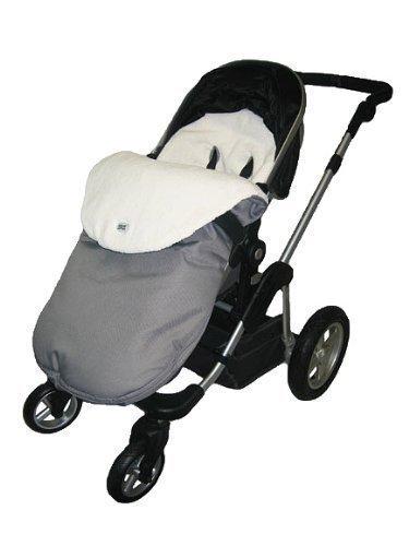 Stroller Snuggle Bag-waterproof-grey