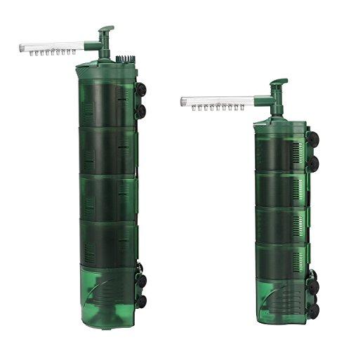 DyNamic 3 In 1 Aquarium Interner Filter Unterwasser-Fisch-Tank-Wasser-Zirkulation-Pumpe - #2 -