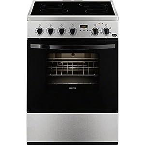 Zanussi ZCV65311XA – Cocina (Integrado, Acero inoxidable, Giratorio, 56L, 1835W, Eléctrico)
