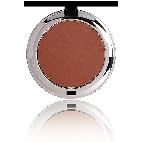 Bellapierre Cosmetics Kisses - Polvos de sol minerales, compacto