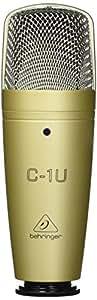 Behringer C-1U Microfono professionale a Condensatore Cardiode USB