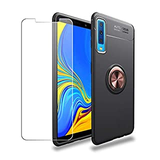 LJSM Case for Samsung Galaxy A7 2018 (6.0