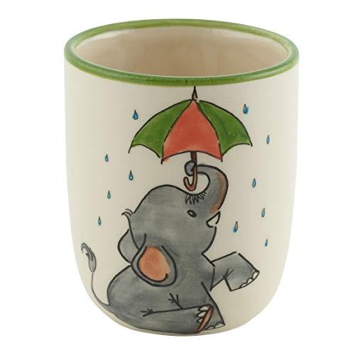 Preisvergleich Produktbild Kuhn Rikon 39327 Kindertasse Elefant 2dl,  Mehrfarbig