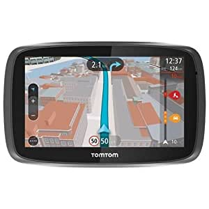 TomTom GO 500 (5 Pouces) Europe 48 Cartographie et Trafic à Vie (1FA5.002.02)