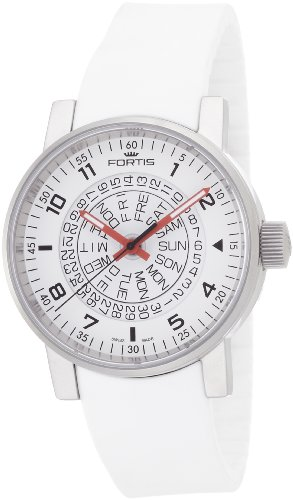 Fortis Men's Space Matic Watch 623.10.52 Si. 02