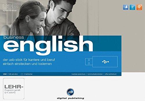 USB Sprachtrainer Business English: Der USB-Stick für Karriere und Beruf