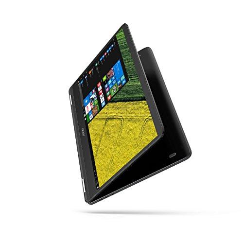 Acer Spin 7 – Ordenador portátil convertible de 14″ Full HD (Intel Core i7, 8 GB de RAM, 256 GB SSD, UMA, Windows 10 Home), negro
