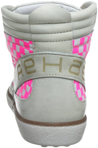 Rehab 13110102, Boots femme Rose (Off White Fuxia)