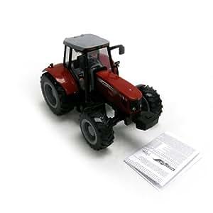 Big Farm - 42603 - Vélo et Véhicule pour Enfant - Tracteur Massey Ferguson 6480