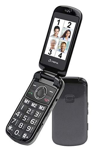 Olympia Brava Plus 6,1 cm (2.4) 90 g Nero Camera phone