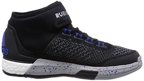 adidas 2015 Crazylight Boost Primekni, Shoes Homme Bleu / Noir / Argent