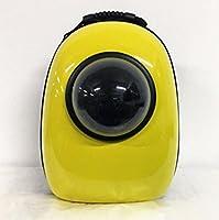 DLUF Sac à dos pour animaux de compagnie / sac à dos pour chat et chien / Sac à bandoulière portatif / sac respirant pour les voyages / Nid d'animal familier / ABS / PC / Matériel de tissu Oxford Oxfo , 2