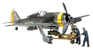 Tamiya 61104 Focke Wulf FW190F-8 / 9 - Maqueta de helicóptero Militar (Escala 1:48)