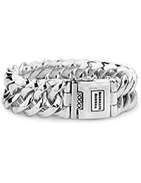 Buddha To Buddha Chain Women's Bracelet Silver 080
