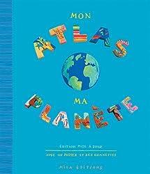 Mon atlas : Ma planète