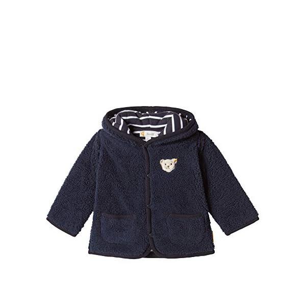 Steiff Fleece Jacket Sudadera para Bebés 1