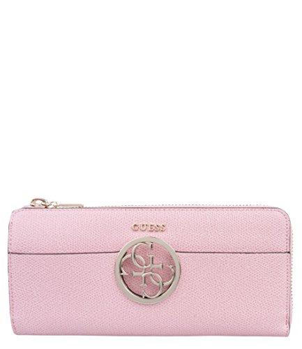Guess ,  Damen Damen-Geldbörse Pink Rose Einheitsgröße