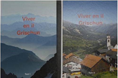 Viver en il Grischun: Cudesch da scolar