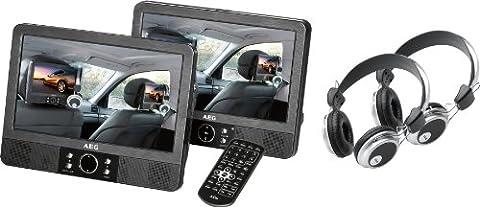 AEG - DVD 4552 - Lecteur DVD portable - Écran LCD 9
