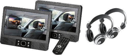 AEG   DVD 4552   Lecteur DVD portable   Écran LCD 9