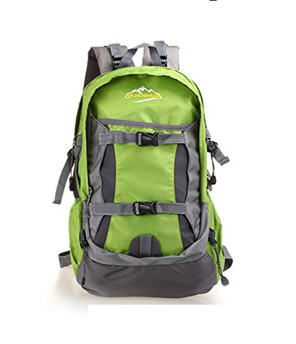 FAIRY COUPLE Sport geeigneit Stil Unisex Tasche Daypacks Schultertasche Rucksack Multifunktion C5256 (blau) Grün