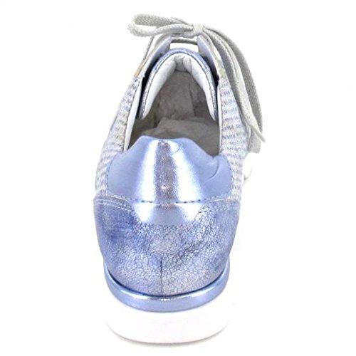 Semler Damen Nelly Sneakers Blau