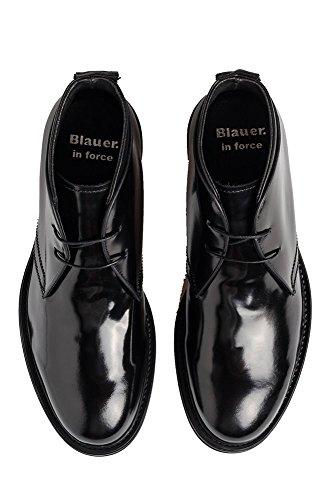 Blauer USA 7FHAMPTON02/ABR Scarpa Uomo Black