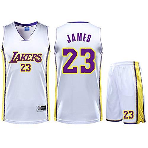 ATI-HSKJ LA Lakers # 23 Lebron James Männer Trikots Jungen Kinder Basketball - Jordan T-Shirt Kinder