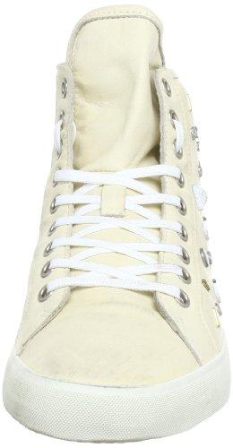 Apepazza CLOE SANTIAGO 503450 51755 Damen Sneaker Elfenbein (Crema)