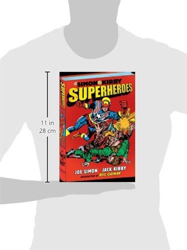 Simon&Kirby Superheroes HC