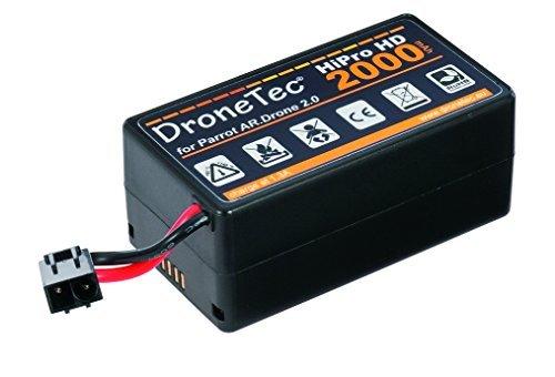 Parrot AR DRONE 2.0 / 1.0 Power Tuning Akku * 2000mAh *...