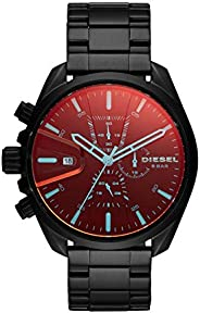 Diesel Mens Quartz Watch, Analog and Stainless Steel- DZ4489