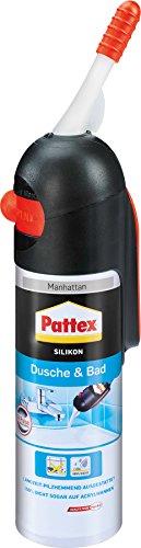 Pattex Spender Dusche und Bad Silikon manhattan, PFSDM