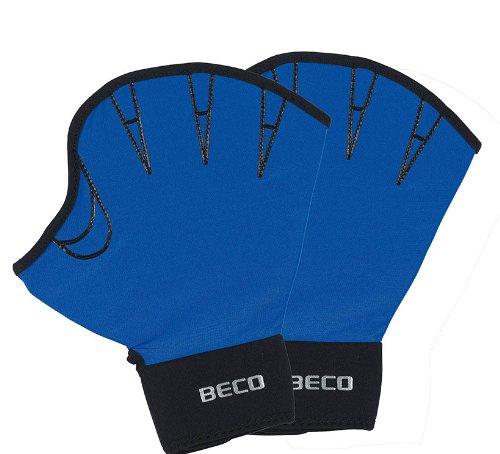 Beco Unisex- Erwachsene Lycra Handschuhe-9634 Schwimmhandschuhe, Sortiert/original, L