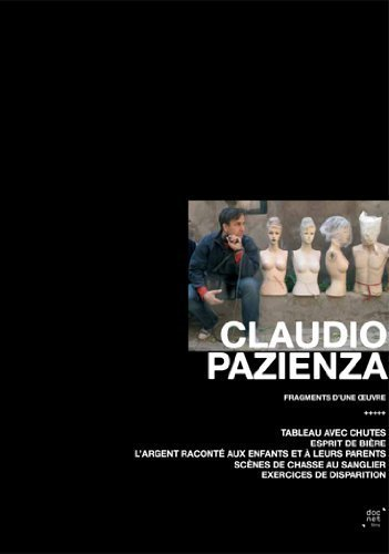 Claudio Pazienza Collection - Fragments of Works [3 DVDs] [FR Import]