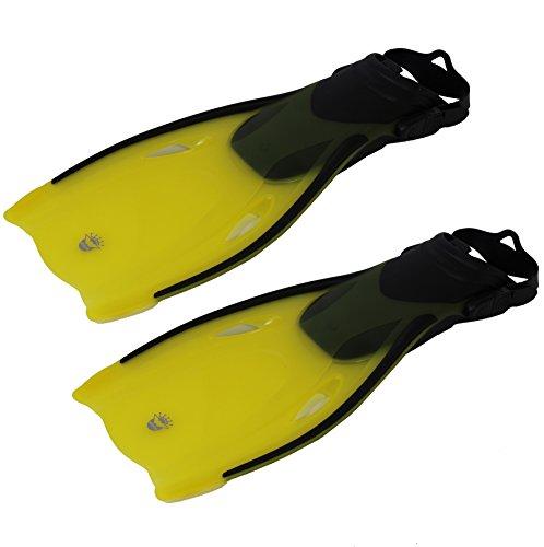 Friedola Schwimmflossen Manta Größe L 44-46 farblich Sortiert