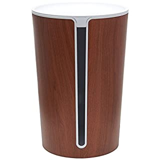 BlueLounge CN-DW Kabel-Bin Dark Wood