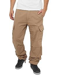 Urban Classics Hose Camouflage Cargo Pants, beige