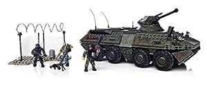 Call Of Duty - CNG87 - Véhicule De Combat - 750 Pièces